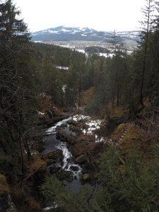 Widok z mostu czarownic