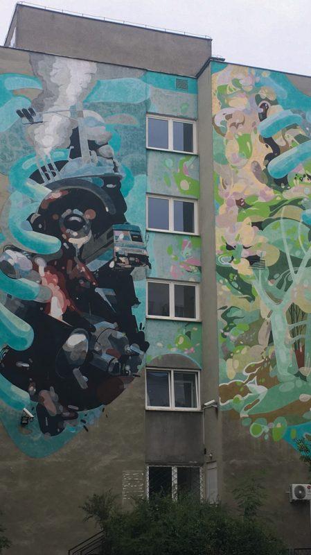 WSSE – mural