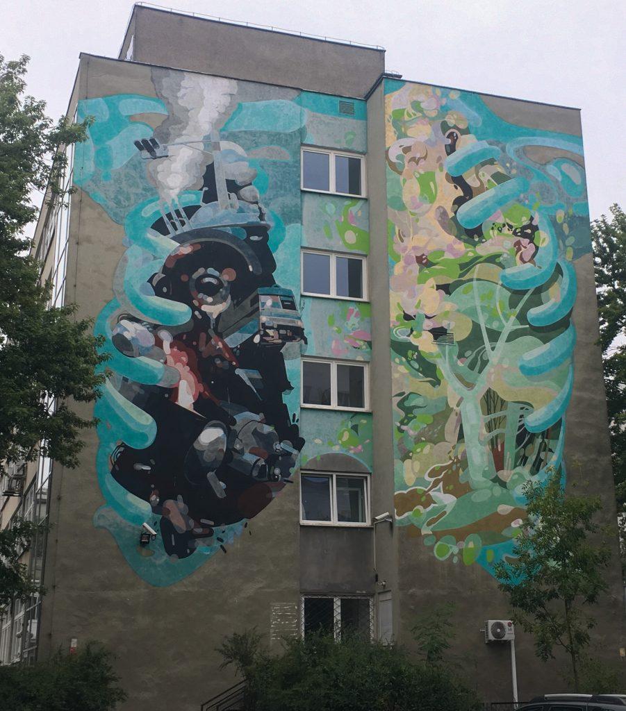 Mural na WSSE