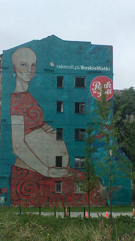 BoskieMatki – mural