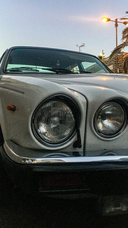 Stare samochody na Teneryfie